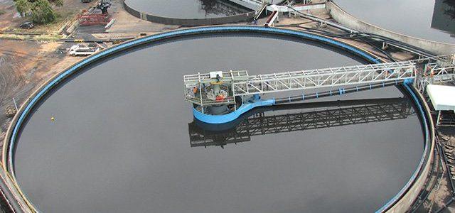 حوضچه تغلیظ – thickener tank