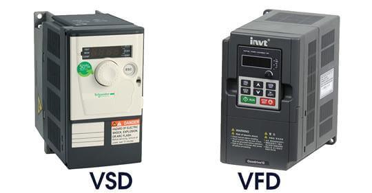تفاوت عملکردی راه انداز نرم (Soft Starter) – درایو فرکانس متغیر (VFD) – درایو سرعت متغیر (VSD)
