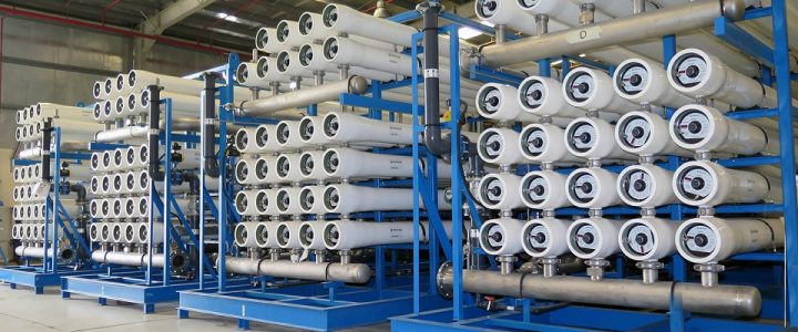 طراحی مشخصات فنی سیستمهای تصفیه آب صنعتی