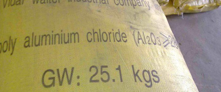 PAC یا پلی آلومینیوم کلراید (Polyaluminum Chloride) و کاربرد آن تصفیه آب