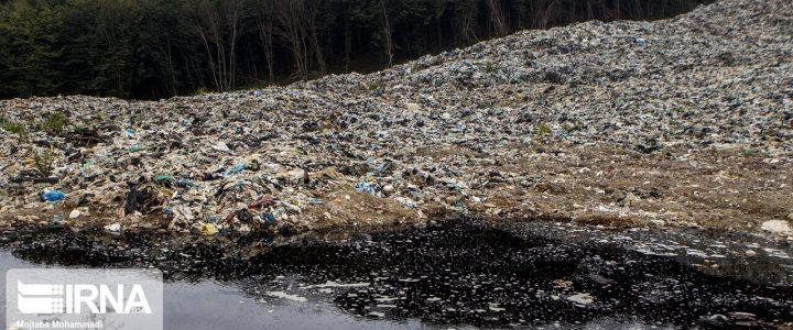تصفیه شیرابه ناشی از دفن زباله – Garbage leachate Treatment