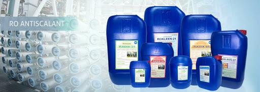 انواع مواد شیمیایی مورد مصرف در RO