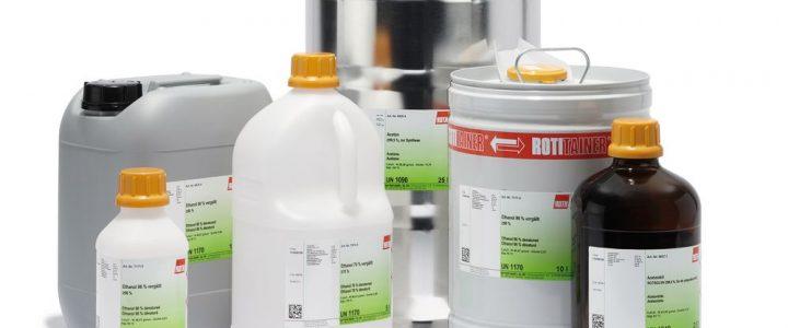 آشنایی با ماده شیمیایی اتانول ( Ethanol)