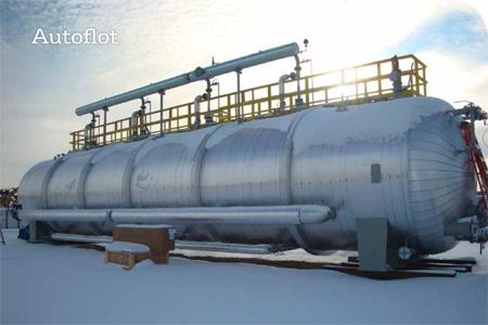 شناورسازی با هوای محلول در تصفیه فاضلاب – Flotation – IGF – DGF – DAF